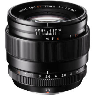 Fujifilm XF 23 mm f/1.4 R - RABAT 430 zł + PREZENT - BLACK FRIDAY