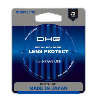Marumi filtr DHG Lens Protect 72 mm