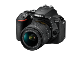 Nikon D5600 + 18-55 AF-P VR + PREZENT - BLACK FRIDAY