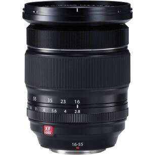 Fujifilm XF 16-55 mm f/2.8 R LM WR - RABAT 645 zł + PREZENT - BLACK FRIDAY