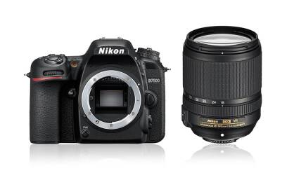 Nikon D7500 + AF-S 18-140 VR + PREZENT - BLACK FRIDAY