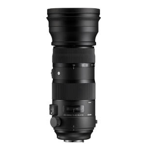 Sigma S 150-600 mm f/5-6.3 DG OS HSM Sports Canon