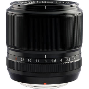 Fujifilm XF 60 mm f/2.4 R Macro - RABAT 215 zł + PREZENT - BLACK FRIDAY