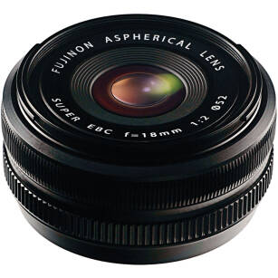 Fujifilm XF 18 mm f/2.0 R - RABAT 215 zł + PREZENT - BLACK FRIDAY
