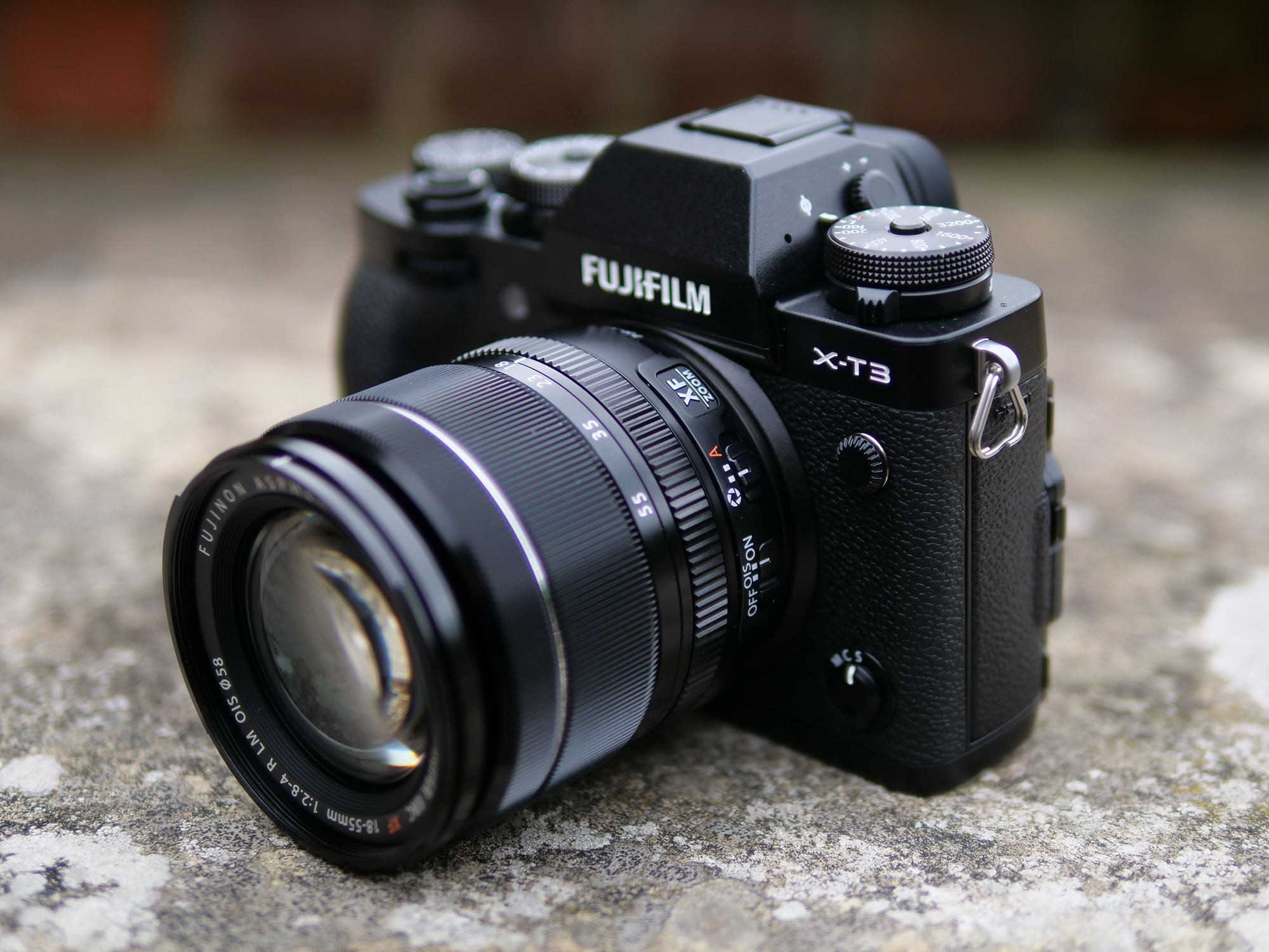 Fujifilm X-T3 + 18-55mm czarny